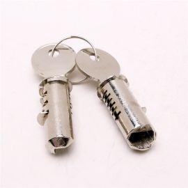 行李架锁芯 车顶行李架通  芯 温州锁具配件批发生产
