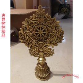 纯铜八供杯 纯铜佛家八吉祥藏传佛教用品礼佛供佛八宝法器摆件