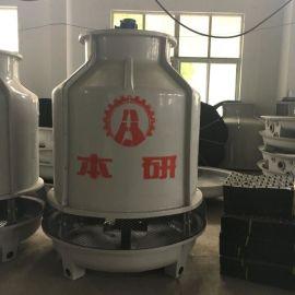 厂家直销玻璃钢冷却塔 圆形逆流冷却塔 空压机冷水机专业配套使用