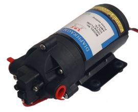 微型电动隔膜泵(DP002)