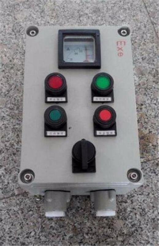 BZC53A2D2防爆操作柱 防爆按钮箱