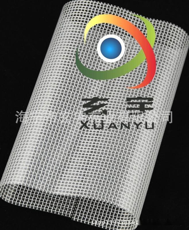 PVC夹网布、透明夹网布可来样定制