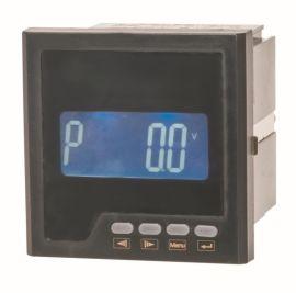 单相智能型功率表测量有功功率无功率网络电力仪表液晶厂家直销