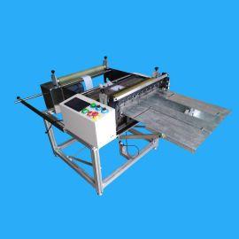 横切无纺布放卷裁切一体机自动送料裁切机一体机高效快速厂家直销