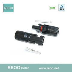MC4太阳能电池板连接器