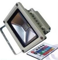 led泛光灯  RGB10W led投光灯 集成泛光灯