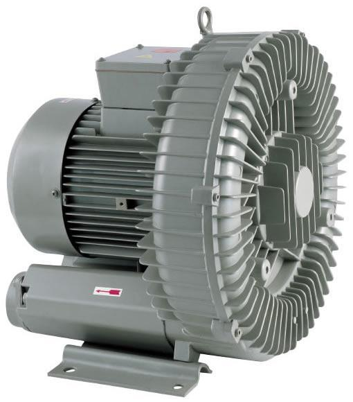 4KW高压风机 HG-4000漩涡气泵 印刷泵 增氧机