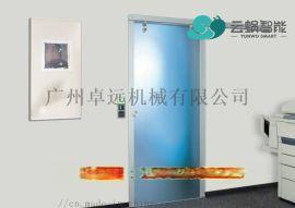 铝合金自动门 广州云蜗智能门自动门