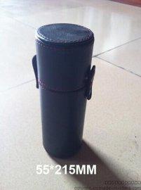 PU皮铁盒 筷子铁盒 加印logo泰国铅笔圆罐 铅笔圆罐 