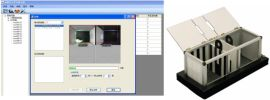 CPP条件位置偏爱系统,位置偏爱实验箱,条件位置偏爱箱
