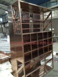 供应玫瑰金不锈钢展示架 厂家直销不锈钢展示架