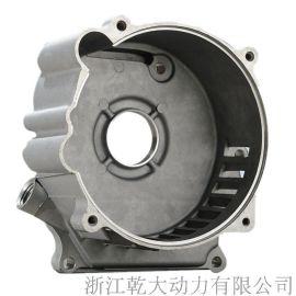 厂家直销168F/5.5P,GX160汽油机曲轴箱箱体高盖品质保证铝压铸件