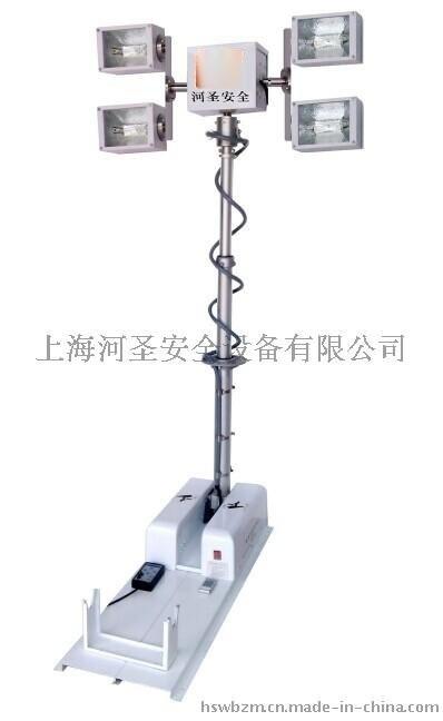 上海河聖車載照明升降系統WD-18-2000L型