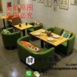 天津咖啡馆卡座沙发 天津四人卡座沙发 天津双面卡座沙发