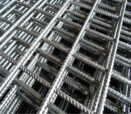 宁波工程钢筋网-桥梁路面铺的D8mm螺纹钢筋焊接网施工网片