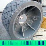 实心车轱轮 橡胶车轮 橡胶的轮子