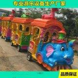 景区观光小火车哪里有卖   新型游乐场设备生产厂家