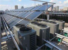 学校学生宿舍公寓太阳能空气能热水工程解决方案