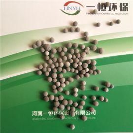 YIHENG/一恒供应水处理材料 4--8MM生物陶粒滤料--生物陶粒厂家价格规格