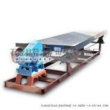 玻璃钢分选金摇床,淘金设备重选设备选矿设备