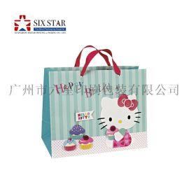 时尚纸质手挽袋供应商纸袋印刷礼品袋