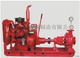250HW-12柴油機混流泵