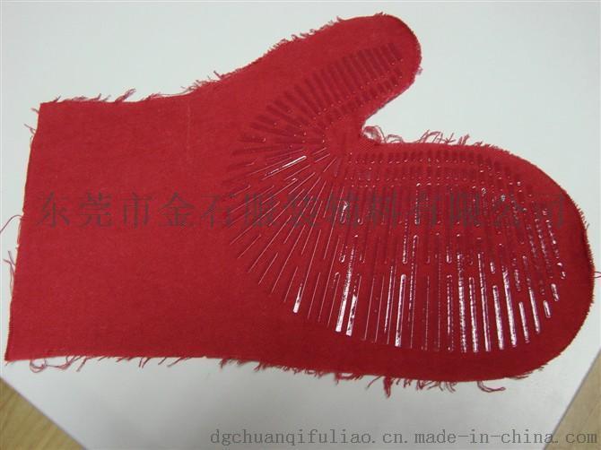 微波爐矽膠絲網印刷手套