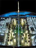 珠海建筑模型、珠海楼盘模型、厂区沙盘模型