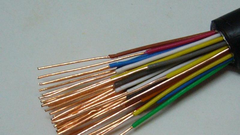 金环宇电线电缆VV3*2.5+1*1.5铜芯电缆