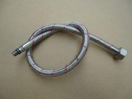 全304不锈钢编织软管