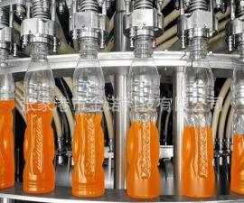 厂家直销饮料灌装设备三合一灌装机 桶装水生产线果肉罐装机定做