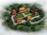 寺廟設計、寺廟圖冊設計、寺院畫冊設計