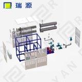 【瑞源】廠家直銷50kw電加熱導熱油爐 硫化機配套 無需安裝非標