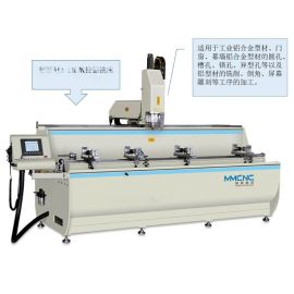 工业铝加工设备铝型材数控加工设备铝型材数控钻铣床