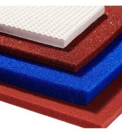 针孔硅胶发泡板,有孔硅胶发泡板