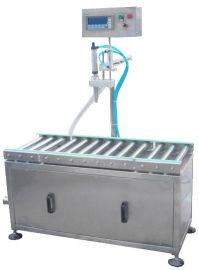 紫苏籽油称重灌装机,山茶油电子称灌装机,电子称重灌装机