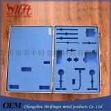 醫療器械儀器箱專用  常州武進美豐特箱包廠提供 儀器箱
