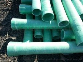 山西玻璃钢电缆保护管.玻璃钢夹砂护套管厂家