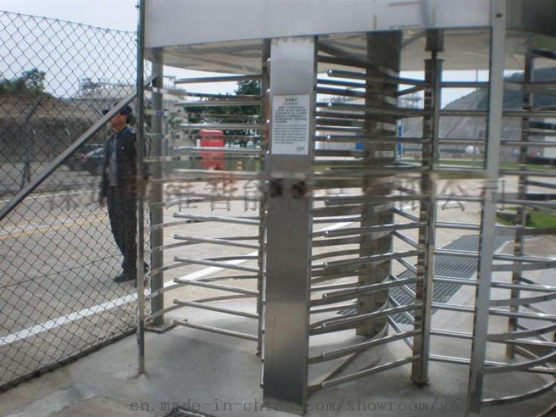 苏州全高旋转门,304不锈钢闸机