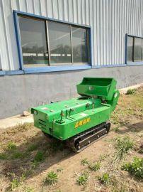 果园开沟施肥机,自走式多功能田园管理机厂家