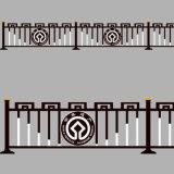热镀锌护栏,热镀锌静电喷涂护栏,文化护栏