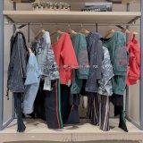 朗文斯汀品牌女装专柜正品尾货走份香港大码女装零库存