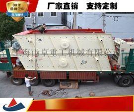 圆振动筛,矿山振动筛-上海山卓重工机械有限公司