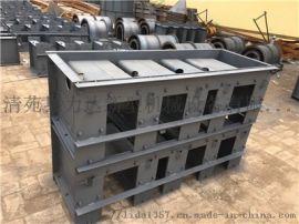 铁路电缆槽钢模具 电缆槽模具力达制造