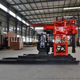 巨匠HZ-130YY工程地質鑽機全液壓動力岩心鑽機