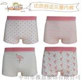 小榄儿童内裤生产厂家、儿童平角纯棉内裤6529