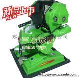 浙江湖州可以碰的机器人碰碰车霸气上市啦