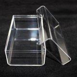 透明水晶盒生產廠家,電子煙透明包裝盒移動電源塑料盒型號GS-04
