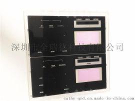 透明亚克力面板 丝印LOGO 可印刷产品标识 亚克力切割CNC雕刻加工