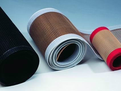 铁氟龙传送带,特氟龙布带,四氟输送带